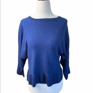 3/$30 Cynthia Rowley 100 % merino wool sweater XL
